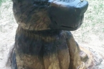 Carve Me A Bear! Chainsaw Carvings of Las Vegas, NV